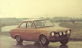 Ian Harwood & Don Barrow 1969 Tour of Mull Rally Castrol Motoring News Rally Championship Motoring News Championship
