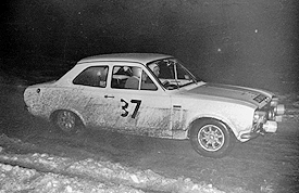 Don Barrow's Photographical Autobiography Stage 3 Castrol Motoring News Rally Championship Motoring News Championship