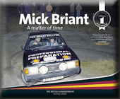 Mick Briant Volume 1 - Motoring News Championships Book - A Matter of Time sold as a two volume set